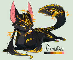 Malachat Anubis by rookare