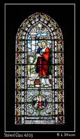 Stained Glass rld 03 by richardldixon