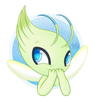 Celebi by raininess