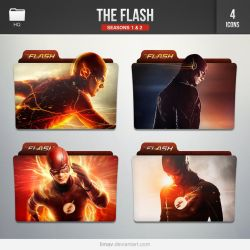The Flash [Folders] by limav