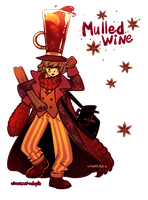 [CLOSED] Adopt auction - Mulled wine by visualkid-adopts