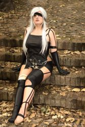 A2 Cosplay by AlexielDeath10