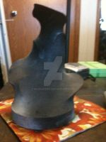 Abstract Sculpture 2 second angle by ncgrad2011