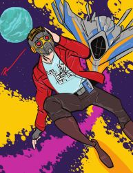 Star Lord by GregRusso