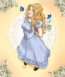 [Alice in Wonderland] - Much Muchier by lepidopteras