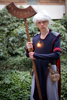 The Pendant Hottonia by TimmCosplay