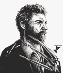 Old Man Logan by Jhincx-Faust