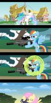 Shooter on the Pony Knoll by Vorstriem
