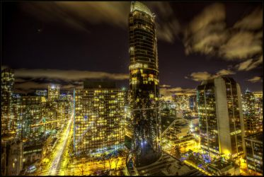 City of Lights by ciaraan