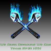 Flaming Lightning Wrenches by DreamingXofXNight
