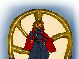 Doctor Strange (Jack Skyblue Reviews Episode) by jackhopeart