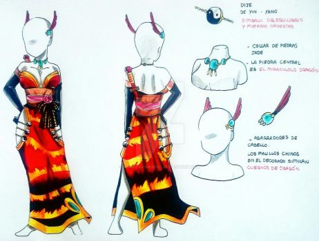 [NYP] Chinesse Zodiac Outfit || CLOSED by Hanoi-Chan25201