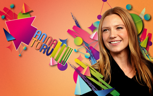 Fringe: Anna Torv pop art by jagwriter78