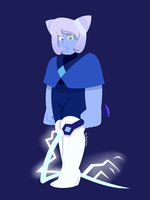 Holly Blue Agate (Lineless) by MrChaseComix