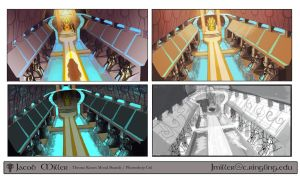 Throne Room Mood Boards by Jacobtm92