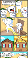 Parental Rules by theodd1soutcomic