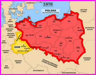 Alternative Poland and East Germany (1) by matritum