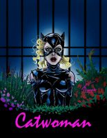Catwoman by MrOrozco
