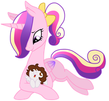Best Foalsitter Ever by LullabyPrince