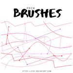 PackBrushes#1 by LcyHi