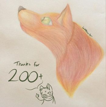 Thanks so, so much guys! :') by WolfeCarter