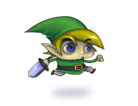Link to the rescue by TOTOPO