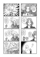 Kingdom Hearts 4Koma Manga by mokmok07