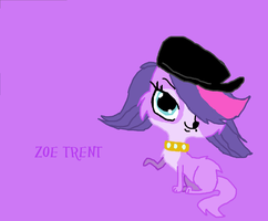 Zoe Trent by Cartoonfangirl4