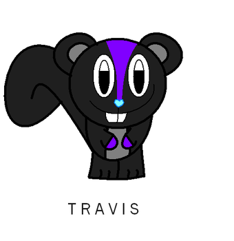 Travis by Sugar-GreenXweetok