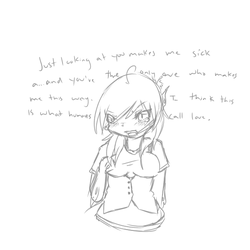 Angry Confessions by alinoravanity