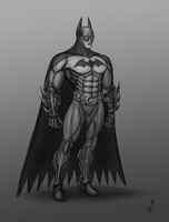 Batman by buynsanjaa