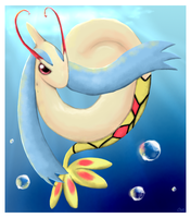 ::Milotic:: by Acidiic