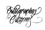 Brush Calligraphy. by InfectedARTIST