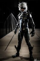 Revengeance Raiden - Maverick Security Consulting by effektdmentality