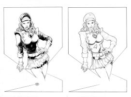 Lady Blackhawk_the stages by MichaelBair