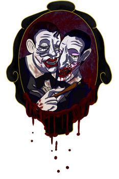 Painted with blood by fort-frolic
