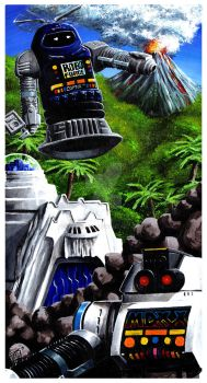 Roboforce Discovery by Barnlord