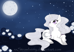 Peaceful Night by xxStrawberry