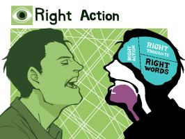 RightAction by A-KAchen