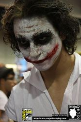 Why so serious? by Jake-Sparrow
