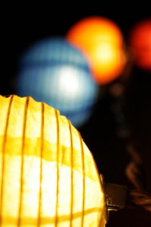 Lanterns by LilAud