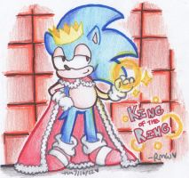 King of the Ring by lucas420