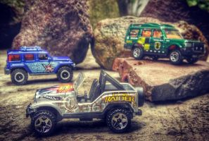 4X4 All Terrain by MannuelAlegria