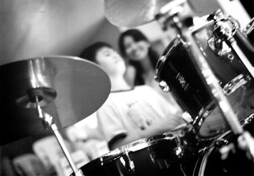 Drums by mykster