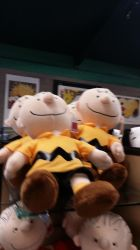 Charlie Brown Plushie by Mileymouse101
