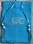 Triple Moon Bag by sioranth