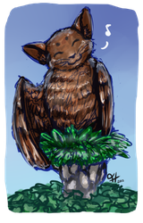 Meowl by timmytier