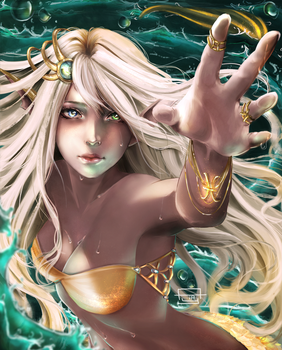 - Horoscope Series - Pisces by Airyciel