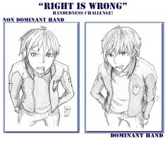 Right is Wrong Challenge Meme by Neysun