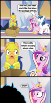 At Last Onscreen Parents by bronybyexception